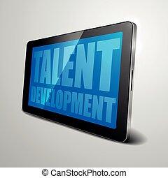 התפתחות, כישרון, קדור