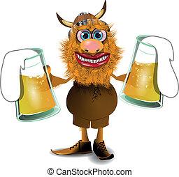 ויקינג, בירה