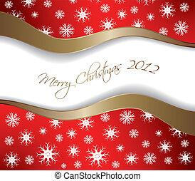 וקטור, חג המולד, דוגמה