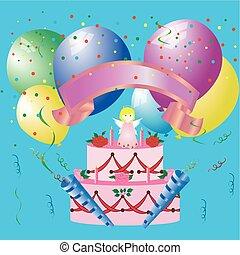 וקטור, יום הולדת, קבע, elements., מפלגה