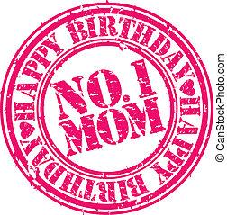 וקטור, יום הולדת שמח, גראנג, אמא