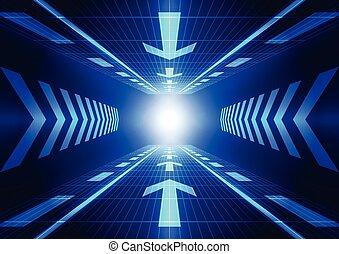 וקטור, מושג, תקציר, דוגמה, רקע, עתיד, טכנולוגיה