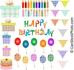 וקטור, מפלגה, קבע, יסודות, יום הולדת