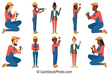 וקטור, קבלנים, קבע, constructors, אותיות