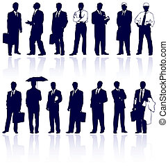 וקטור, קבע, אנשים של עסק