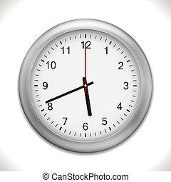 וקטור, שעון