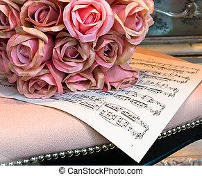 ורדים, מוסיקה