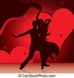 זוגות, לרקוד