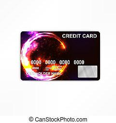זכה, מושג, card., בנקאות