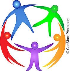 חבק, שיתוף פעולה