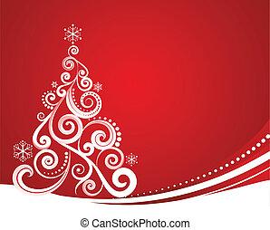 חג המולד, אדום, דפוסית