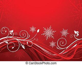 חג המולד, אומנותי, תקציר