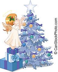 חג המולד, מלאך, חמוד