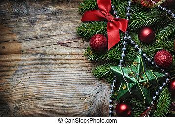 חג המולד, רקע, מעץ