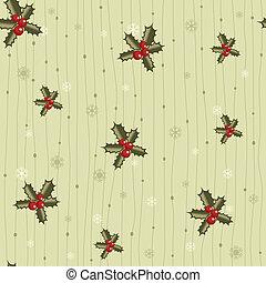 חג המולד, תבנית, קדוש, seamless