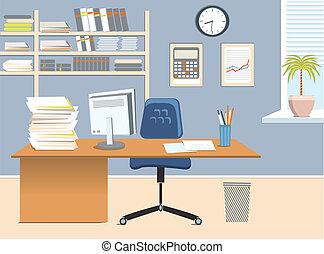 חדר, משרד