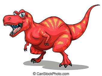 חד, דינוזאור, שיניים