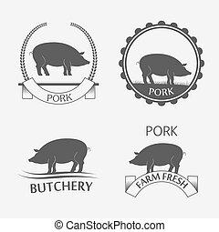 חזיר, קבע, כנה