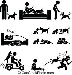 חיה בית, כלב, מערכת יחסים, איש