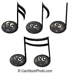 חמוד, רואה, מוסיקה