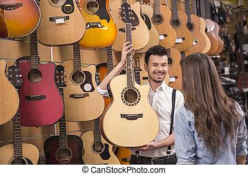 חנות של מוסיקה