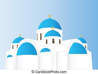 חרד יווני, כנסייה
