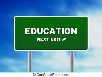 חתום, חינוך, רחוב