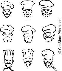 טבחים, מסעדה