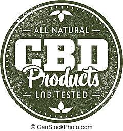 טבעי, האלאטכאר, cbd, מוצרים