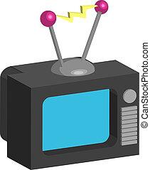 טלויזיה, דוגמה