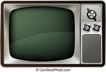 טלויזיה, ראטרו, דוגמה