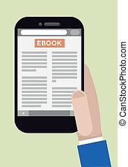 טלפן, ebook