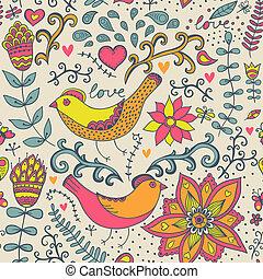 טפט, חמוד, השתמש, בעלי חיים, forest., רשת, butterflies., טקסטורה, התמלא, seamless, התגלה, עמוד, פרחים, רקע, fauna., תבנית, rabbit., owl., צפרים, textures.