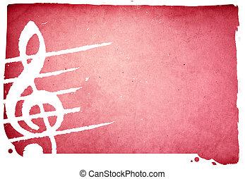 טקסטורות, מושלם, גראנג, פסק, רקעים, תקציר, -, או, רקע, טקסט, מנגינה, דמות