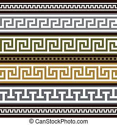יווני, גבולות, וקטור, קבע
