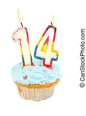 יום הולדת, ארבעה עשר, כאפכאק