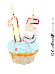 יום הולדת, חמישה עשר, כאפכאק
