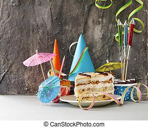 יום הולדת, קבע, מפלגה, חגיגי