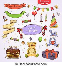 יום הולדת, קבע, שמח