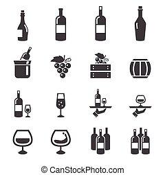 יין, איקון
