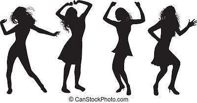 ילדות, לרקוד