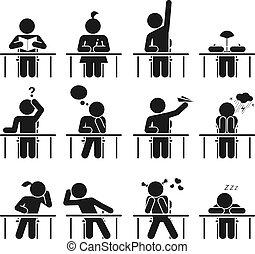 ימים של בית הספר