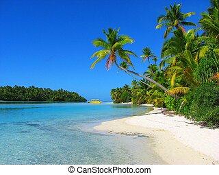 יפה, אי, איטאטאקי, רגל אחת, בשל איים, החף
