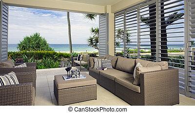 יפה, שטח חוף, אוקינוס, סויטה, השקפות