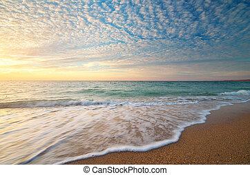 יפה, seascape.