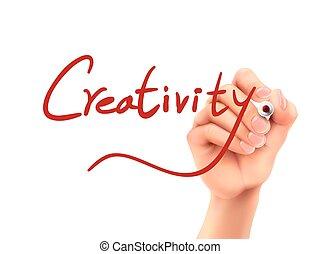 יצירתיות, מילה כתובה, העבר