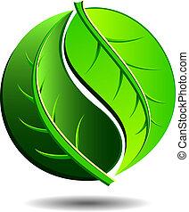 ירוק, איקון