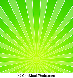 ירוק קל, רקע, קרן