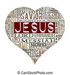 ישו, אהוב