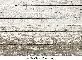 ישן, קיר, פשוט, לבן, לוח, רפת